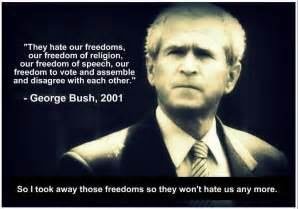 george bush party george w bush quotes on 9 11 quotesgram