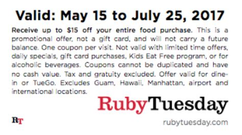 Can I Use A Ruby Tuesday Gift Card Anywhere Else - gift cards faq