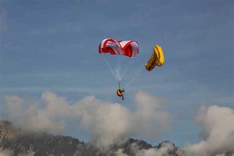 Apco Reserve Parashut Cadangan Tandem paragliding direct beamer 3 purchase