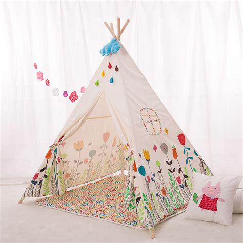 teepee enfants bricolage jeu enfants maison de jeu jouet