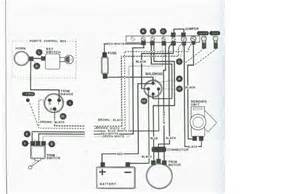 hurricane boat ignition switch wiring diagram marine boat