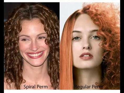 spiral perm vs regular perm photo blonde hair to perm part 7 doovi