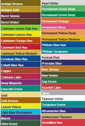 apple barrel acrylic color chart camel acrylic colors color chart jpg iza s artwork