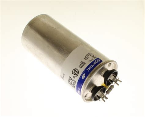 genteq motor run capacitor 27l707rc genteq capacitor 20uf 480v application motor run 2020087263