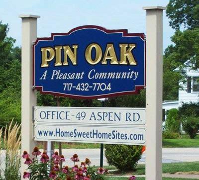 sweet house york pa pin oak news pin oak manufactured housing community news