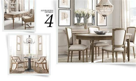 restoration hardware dining rooms dining room restoration hardware for the home pinterest
