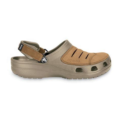 Crocs Yukon crocs crocs yukon opp k khaki brown mens clogs crocs