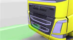 Volvo Adaptive Cruise Volvo Trucks Adaptive Cruise Keeps Safe Distance