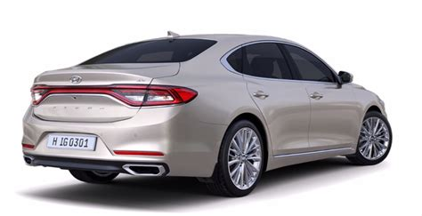 2018 hyundai azera 2018 hyundai azera interior and exterior pictures gallery