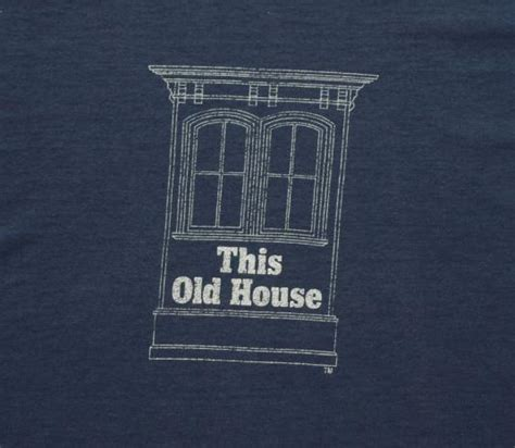 Bob Vila This House by Vintage Bob Vila This House T Shirt