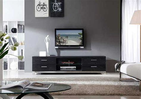 modern black tv stand modern black tv stand bm3 tv stands