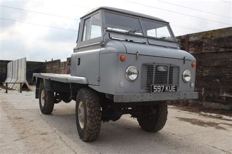 land rover forward control for land rover series defender 2a iia 109 forward control fc