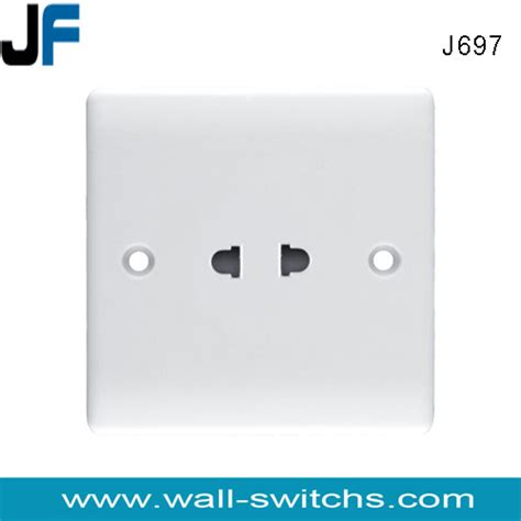 Socket Kabel 2 Pin Diskon 2 j691 13a switched functional and 16a 2 pin socket 1gang 1 pole neon pakistan bakelite universal