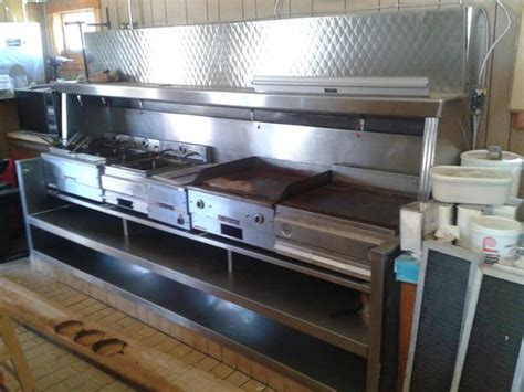 gently used restaurant equipment for sale outside comox