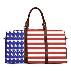 Sleeping Mask Model Kodok Dengan Bag gravityx9 patriotic stripes artsadd