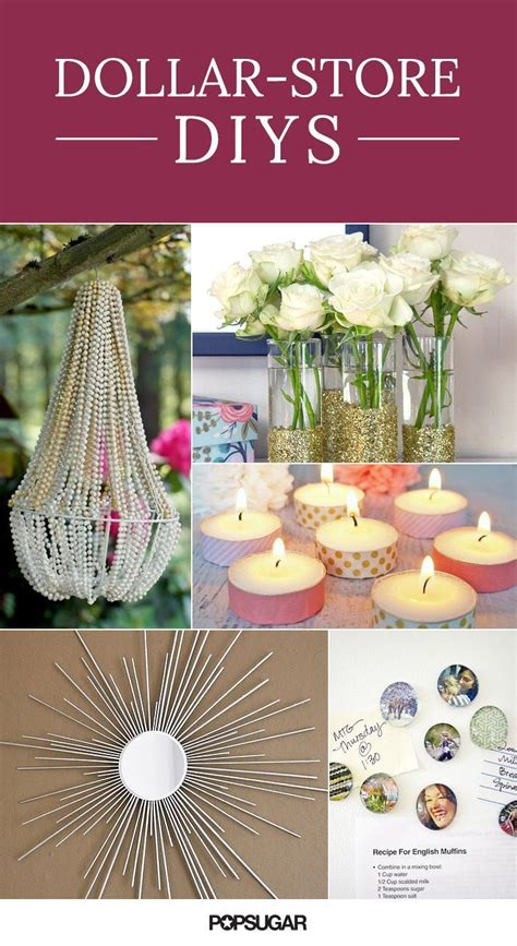diy dollar tree crafts 36 dollar store diy projects to try out dollar stores