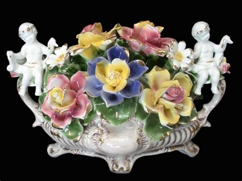 43 best images about capodimonte flowers on pinterest