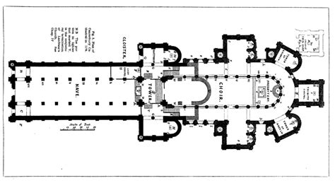 canterbury cathedral floor plan file canterbury cathedral 1174b png wikimedia commons