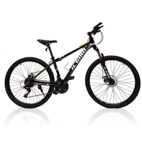 imagenes de varias bicicletas bicicleta mtb en aluminio il giro componente shimano rin