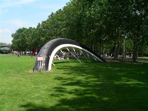 giardini fantastici meravigliosi giardini il moderno parc de la villette di