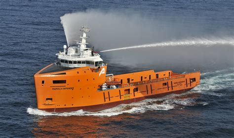 platform supply vessel platform supply vessel 3300 mamola defender
