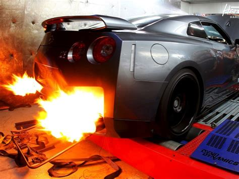 car exhaust wallpaper exhaust car nissan gt r wallpapers and images