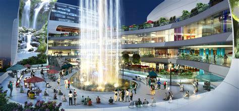 layout of gardens mall hanhai dongfeng town hibianarc