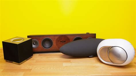 best high end speakers best and craziest high end wireless speakers cnet