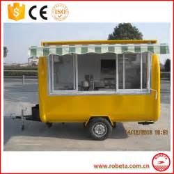 Food Truck Parts And Accessories 2017 Top Quality Mobile Food Carts Pancake Truck