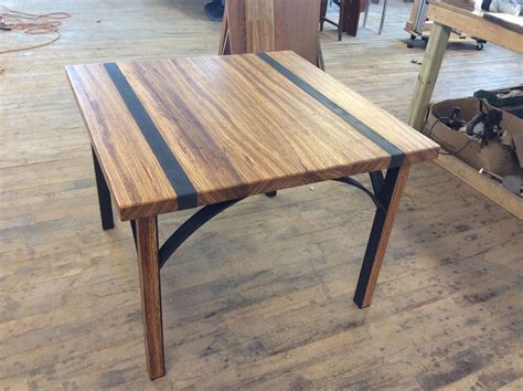 zebra wood table made zebra wood dining table by donald mee designs custommade
