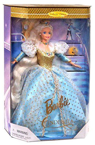 1997 Doll By Mattel by As Cinderella Doll By Mattel Children S Series