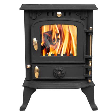 Cast Iron Stove Fireplace by Harmston 5 5kw Multifuel Cast Iron Log Burner Wood Burning