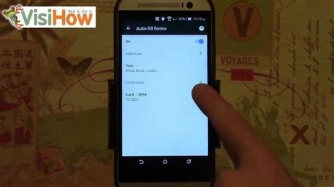 htc themes sign in again add credit card to auto fill forms on google chrome with