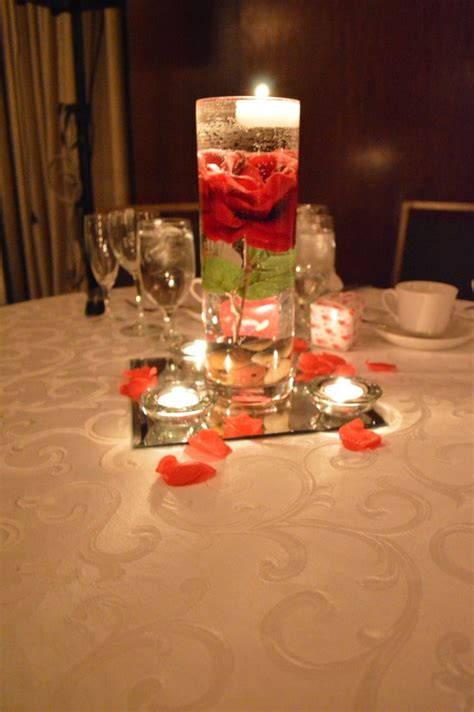 Handmade Centerpieces - centerpiece wedding ideas