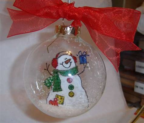 clear ornaments craft ideas you pinspire me 30 clear ornament ideas