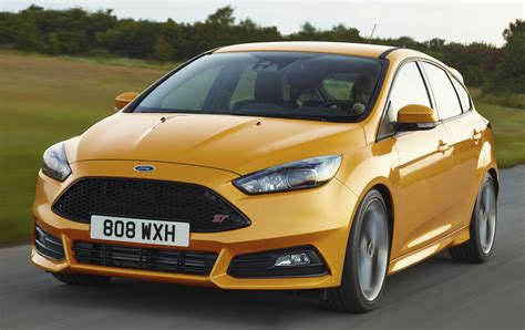 ford focus facelift 2014 wann c346 ford focus st facelift now in petrol and diesel