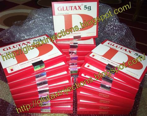 Glutax 5g Malaysia glutax 5g injections solution