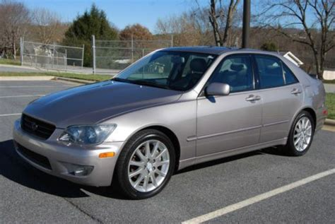 how do i learn about cars 2003 lexus gs engine control find used 2003 lexus is300 rare sport edition is 300 excellent condition 5 speed manual in