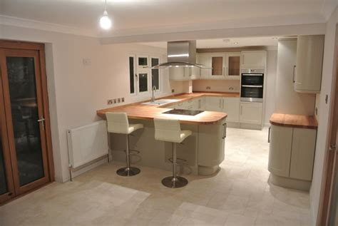 kitchen design and installation bespoke kitchen installation by sar property development