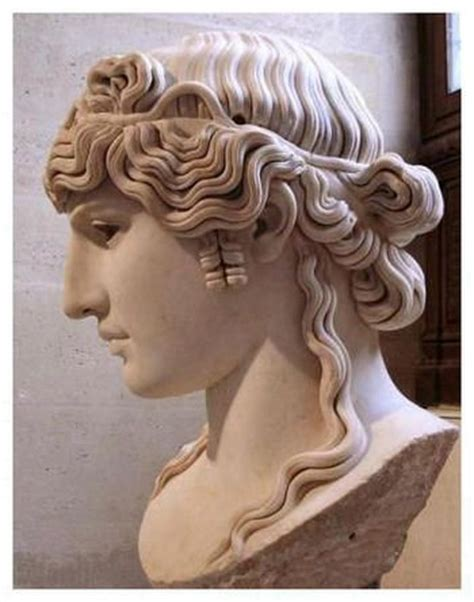 the earliest ancient record of haircuts 17 best images about antinous on pinterest naples