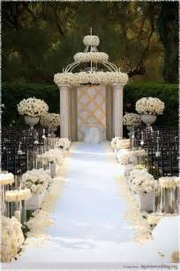 ideas for outdoor wedding ceremony around the world by wedding decor outdoor