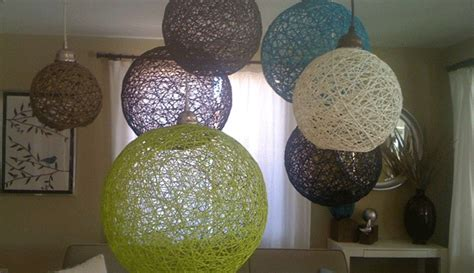 Yarn Light Fixture 17 Best Images About Cool Furniture And Decorating Ideas On Pinterest Armchairs Nesting