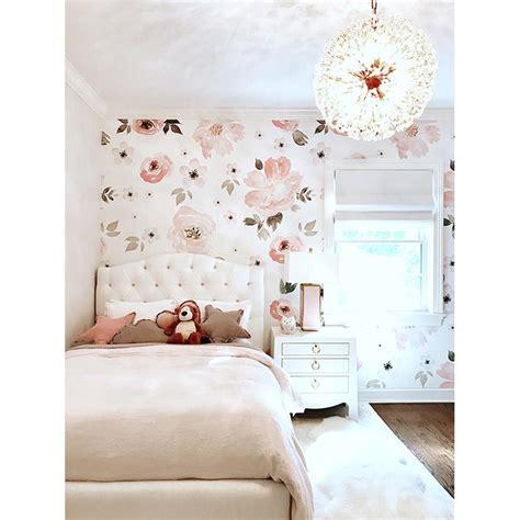 floral removable wallpaper  wallpapercom