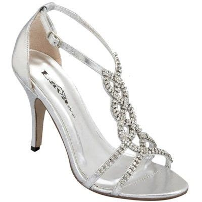 Silver Wedding Shoes For Bridesmaids by Bridesmaid Heels Silver Qu Heel