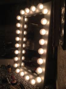 Vanity Mirror With Lights Black Silver Lighted Vanity Mirror Owless