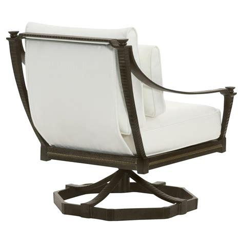 Modern Outdoor Lounge Chairs by Modern White Swivel Rocker Metal Outdoor