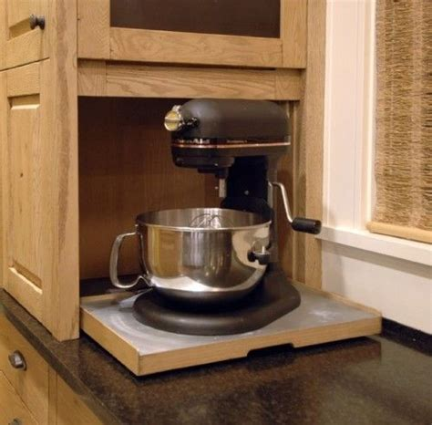 kitchen aid cabinets appliance garage for you kitchen aid stand mixer