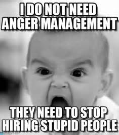 Angry Memes - stupid people