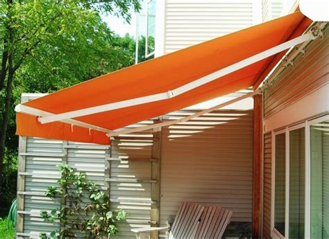 16 foot awning the perfect shade creator 16 x 11 ft manual retractable