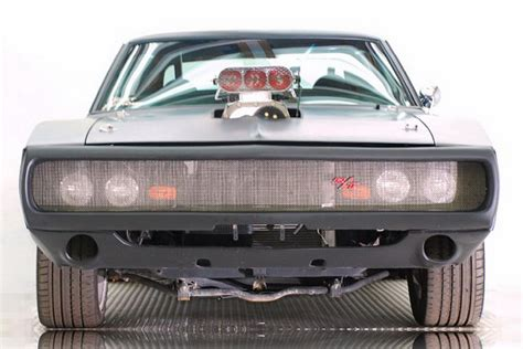 vin diesels  dodge charger rt  fast furious